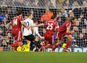<b>Tottenham Hotspur v West Bromwich Albion : White Hart Lane : 26-12-2013</b><br>Selection of 7 items