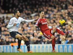 Barclays Premier League - Tottenham Hotspur v West Bromwich Albion - White Hart Lane