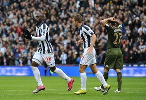 Barclays Premier League - West Bromwich Albion v Fulham - The Hawthorns