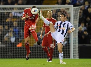 Barclays Premier League - West Bromwich Albion v Liverpool - The Hawthorns