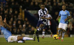 Barclays Premier League - West Bromwich Albion v Manchester City - The Hawthorns