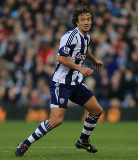 Barclays Premier League - West Bromwich Albion v Norwich City - The Hawthorns