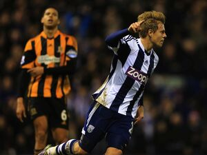 Barclays Premier League - West Bromwich Albion v Hull City - The Hawthorns