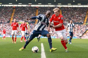 Barclays Premier League - West Bromwich Albion v Cardiff City - The Hawthorns