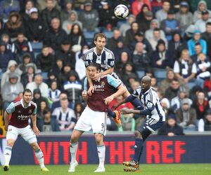Barclays Premier League - West Bromwich Albion v West Ham United - The Hawthorns