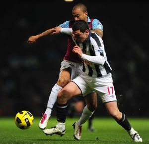 Barclays Premier League - West Ham United v West Bromwich Albion - Upton Park