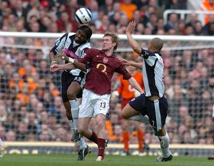 Barclays Premiership - Arsenal v West Bromwich Albion - Highbury