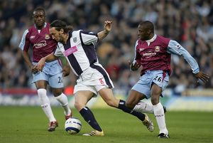 Barclays Premiership - West Bromwich Albion v West Ham United - The Hawthorns