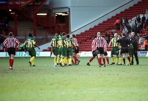 The battle of Bramall Lane