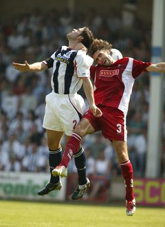 Bernt Haas on his Albion debut
