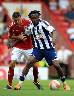 Bristol City v Albion, 30 July 2011