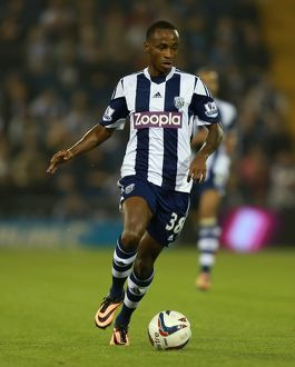 Capital One Cup - Third Round - West Bromwich Albion v Arsenal - The Hawthorns
