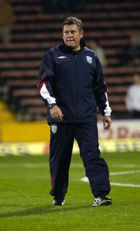 Caretaker manager Craig Shakespeare