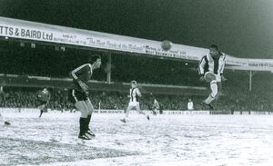 Cyrille powers in a header