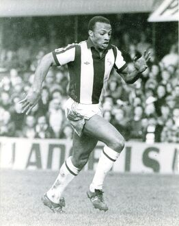 Cyrille Regis in full flight