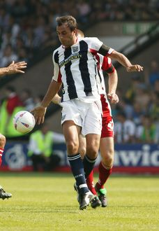 Danny Dichio with the ball