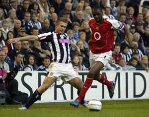 FA Barclays Premiership - West Bromwich Albion v Arsenal - The Hawthorns