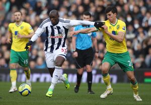FA Cup - Fourth Round - West Bromwich Albion v Norwich City - The Hawthorns