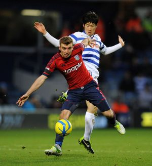 FA Cup - Third Round - Queens Park Rangers v West Bromwich Albion - Loftus Road