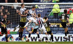 FA Cup - Third Round - West Bromwich Albion v Cardiff City - The Hawthorns