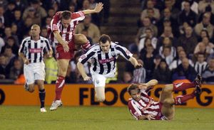 Flying tonight - Beattie comes under another sophisticated Stoke challenge