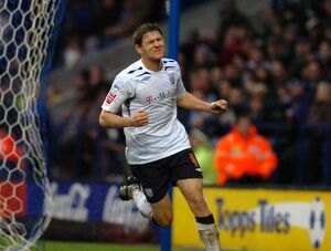 Gera the goalscorer