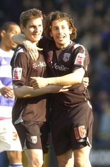 Gera & Koren celebrate the winner