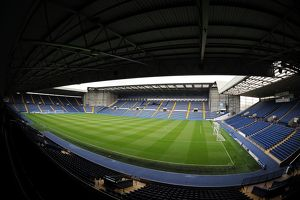 The Hawthorns, home to West Bromwich Albion F.C.