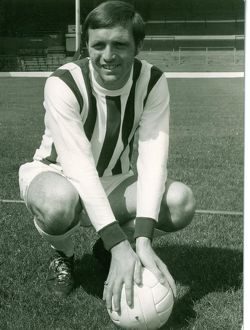 Jeff Astle at The Hawthorns