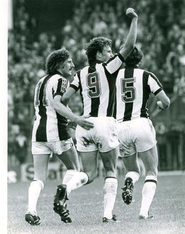<b>Albion v Southampton, 20 October 1979</b><br>Selection of 3 items