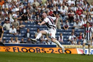 John Hartson registers his first Albion goal