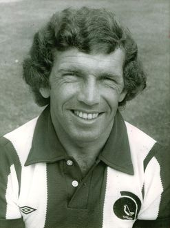 Johnny Giles - photo shoot August 3rd 1976