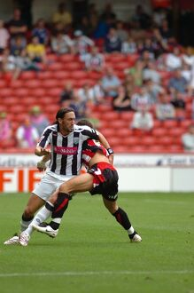 Jonathan Greening gets held back