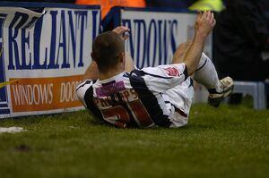 Kevin Phillips does the dying fly