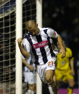 Kevin Phillips enjoys his goal