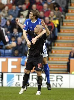 Kevin Phillips offers a lift