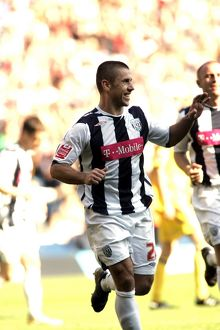Kevin Phillips registers his frst Albion goal