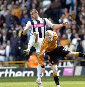 <b>Wolverhampton Wanderers v Albion, 11 March 2007</b><br>Selection of 23 items