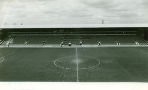 The new Halfords Lane stand, circa 1982