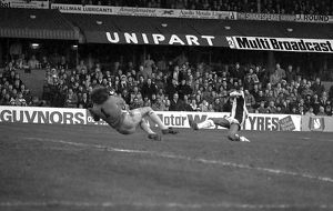 Parkes gave the most magnificent goalkeeping display I've ever seen - Ron Atkinson