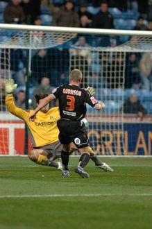 Paul Robinson 3 Coventry City 0