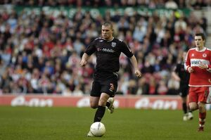 Paul Robinson on the attack