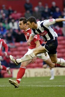 <b>Barnsley v Albion, 10 December 2006</b><br>Selection of 16 items