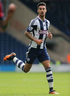 Pre-season Friendly - West Bromwich Albion v Bologna - The Hawthorns