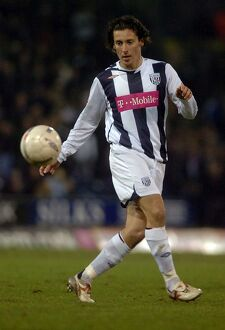 Robert Koren on his Albion debut