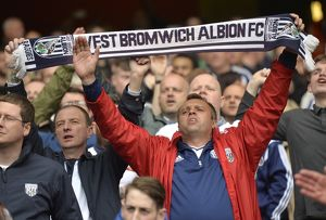SOCCER - Barclays Premier League - Arsenal v West Bromwich Albion