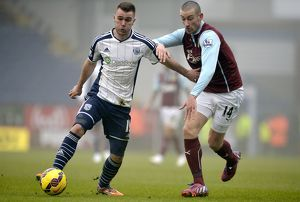 SOCCER : Barclays Premier League - Burnley v West Bromwich Albion