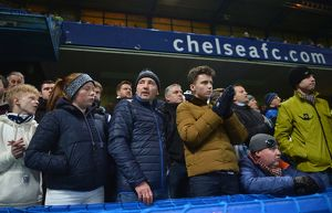 SOCCER - Barclays Premier League - Chelsea Vs West Bromwich Albion