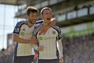SOCCER - Barclays Premier League - Crystal Palace v West Bromwich Albion