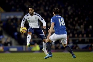 <b>19.1.15 Everton v WBA</b><br>Selection of 16 items